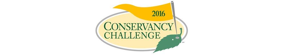 Conservancy Challenge Golf Tournament Logo