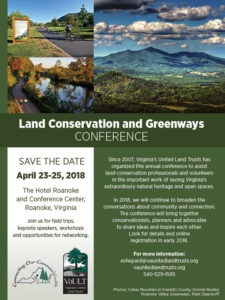 Conservation and Greenways Conference