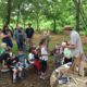 Outdoor Family Class Discovers Opossums and Birds