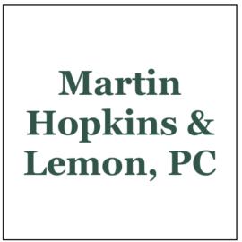 Martin, Hopkins & Lemon, PC