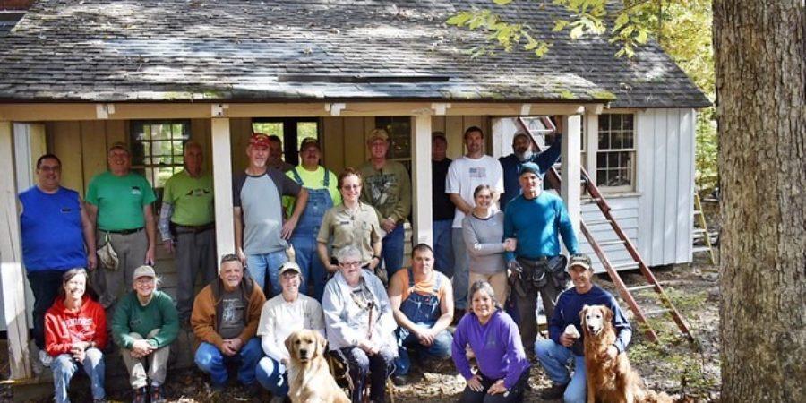 Celebrating Public Lands Day in Virginia, Saturday, September 28, 2019